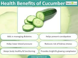 benefits of native plants 5 wonderful benefits of cucumber organic facts