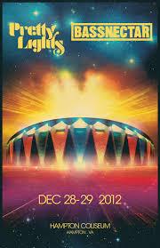 bassnectar nye poster bassnectar new year s 360 pretty lights shows
