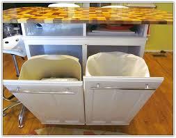 kitchen island with trash bin kitchen island with trash bin 100 images kitchen cart trash