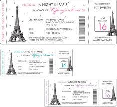 boarding pass invitations party boarding pass invitation