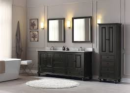 bathroom cabinets best pre assembled bathroom cabinets amazing