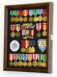 Military Flag Case Military Medal Display Case American Military Medal Display Case