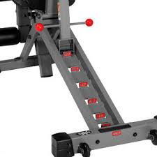 Commercial Weight Benches Xmark Commercial Flat Incline Decline Fid And Ab Combo Bench Xm