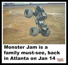 monster truck show in atlanta monster truck jam atlanta u2013 atamu