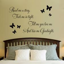 Love Good Night Quotes by Stickers For Bedroom Picture More Detailed Picture About Zooyoo