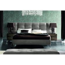 Modern King Platform Bed Upholstered King Platform Bed Modern Upholstered King