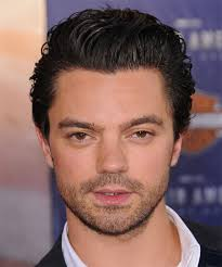 short hairstyles with height dominic cooper short wavy formal hairstyle black
