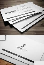 Minimal Business Card Designs 28 Creative Corporate Business Cards Design Design Graphic