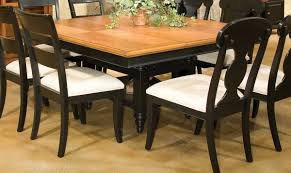 Legacy Dining Room Set by Legacy Classic Dining A La Carte Square Pedestal Extension Table