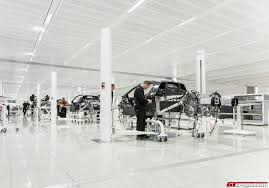 mclaren factory 2014 mclaren p1 production begins gtspirit