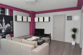 Urban Modern Interior Design Interior Small Flat Interior Design With Urban Theme Wall Come