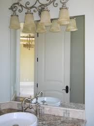 mirror frame kits vanity decoration