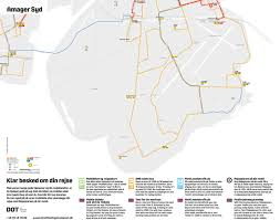 Copenhagen Metro Map by City Manager Agata Celina Plechan Copenhagen Mycityhighlight