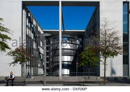 concrete panel buildings germany stock photo royalty free image