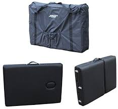 massage table carry bag h root large deluxe 3 section lightweight portable massage table