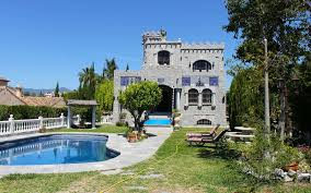 Castle For Sale by This Beachside Castle In Spain Comes Complete With A Drawbridge