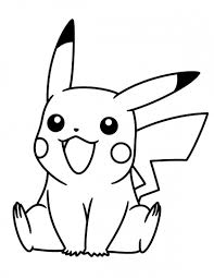 coloring pages for pokemon characters pikachu coloring page http colorings co pages of pokemon characters