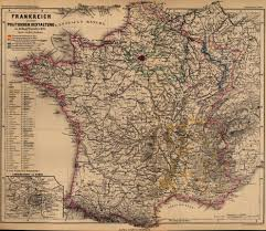 Maps France by