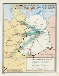 Czechoslovakia Map Nato Declassified Code Name Live Oak 01 Jan 1958