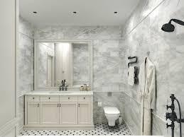 marble bathroom ideas best carrara marble tile white bathroom design ideas modern intended