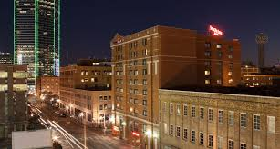 City Lights On Fig West End Dallas Hotels Downtown Springhill Suites Dallas