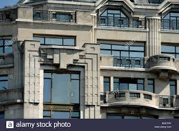art deco balcony art deco balconies facade of the la samaritaine department store