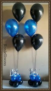 balloons for men balloon topiary centerpieces for men search
