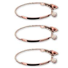 bangle bracelet box images 3 sets of happiness half bangle bracelet pandoras box inc jpg