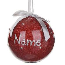your name in lights baubles temptation gifts