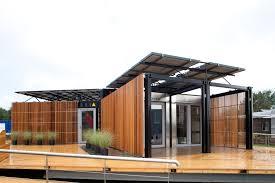 architectures best modern container homes hybrid design storage