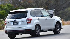 2016 white subaru forester 2016 subaru forester ts review quick drive caradvice