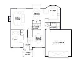 Clarence House Floor Plan 83 Avalon Meadows Natale Builders
