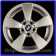 bmw 535xi wheels oem 2008 bmw 535i rims used factory wheels from originalwheels com