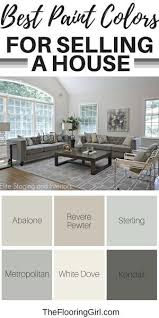 best interior paint color to sell your home what are the best paint colors for selling your house house paint