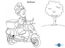 postman pat printables 8 mailman coloring pages kids