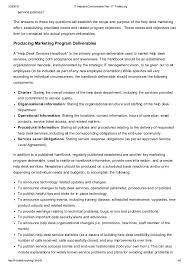 Help Desk Service Level Agreement It Helpdesk Communication Plan It Toolkits