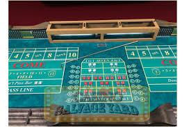 Craps Table Casino Salvage Yardused Craps Tables