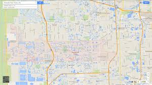 Largo Florida Map by Pembroke Pines Florida Map
