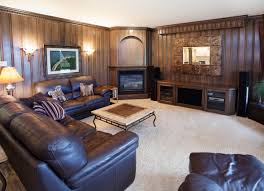 painting over wood paneling 11 things that make any house feel old and outdated wood
