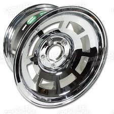 76 corvette parts 4988 76 82 aluminum wheel chrome