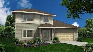modern elevation alex u0027s court home builders madison wi encore homes