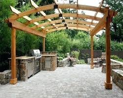 patio pergola pictures outside ideas lighting u2013 metstransitstudy info
