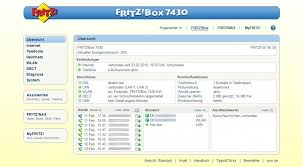 benutzeroberfläche fritz repeater avm fritz box 7430 im test mittelklasse router für einsteiger