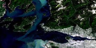 Satellite View Maps North Vancouver Bc Free Satellite Image Map 092g06 At 1 50 000