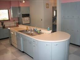 steel kitchen cabinets vintage interior design