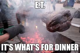 Et Meme - phoned home no answer imgflip