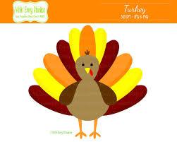 colorful turkey cliparts free clip free clip