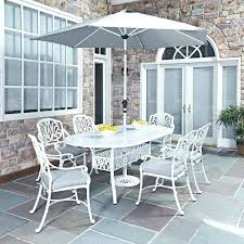 white outdoor table and chairs outdoor dining furniture with umbrella outdoor table and chairs with