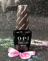 gel color by opi krona logical order gci55 iceland fall 2017