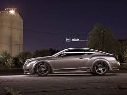 bentley metallic heavily customized bentley continental gt with a sport body kit